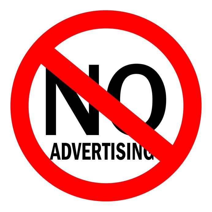 We do n ot allow any 3rd-party advertising on this WEBPAGE