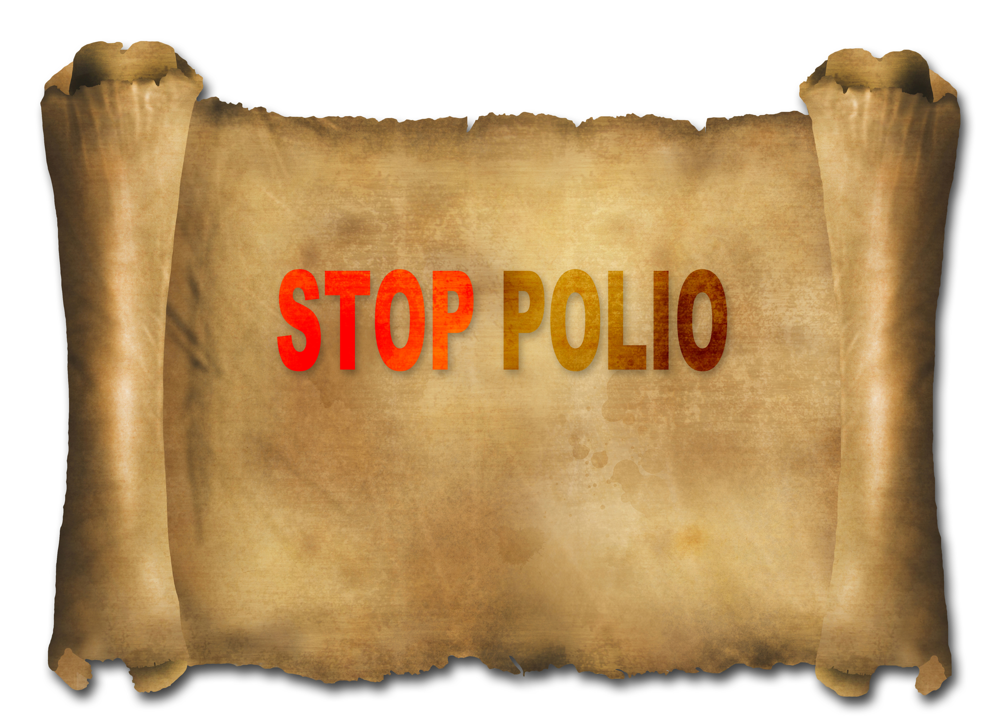 Stop Polio with a polio vaccine NOW
