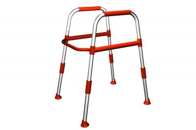 walker for assistance in walking