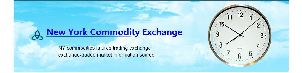 new york commodity exchange